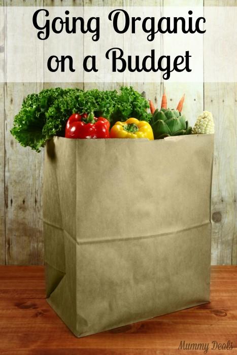 Going Organic on a Budget  - Mummy Deals