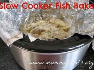 fish bake