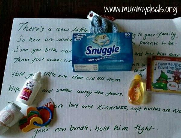 baby shower poem
