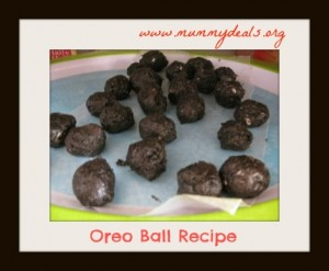 Oreo Balls Teacher Appreciation gifts