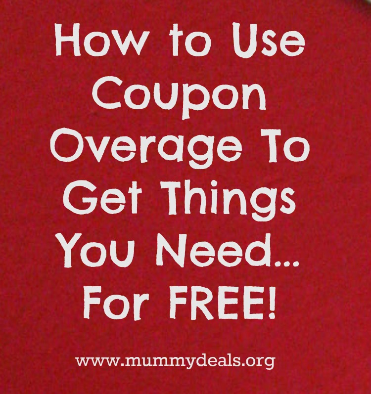Coupon Overage