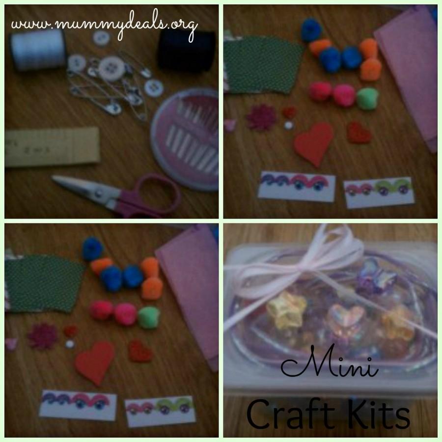 mini craft kit