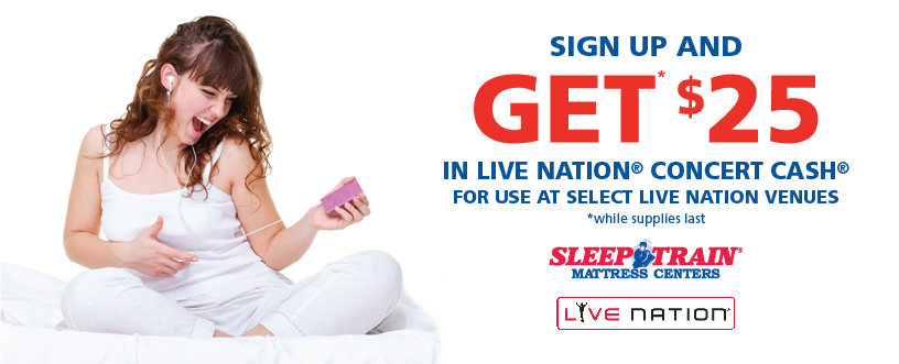 Save with LIVE NATION promo codes and coupons for December Today's top LIVE NATION offer: Sale. Find 2 LIVE NATION coupons and discounts at softballlearned.ml Tested and verified on December 01,