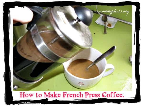 how do you use a french press french press use. Black Bedroom Furniture Sets. Home Design Ideas