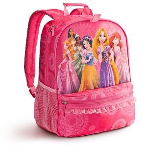 Personalizable Disney Princess Backpack e56d3dbfec5a1