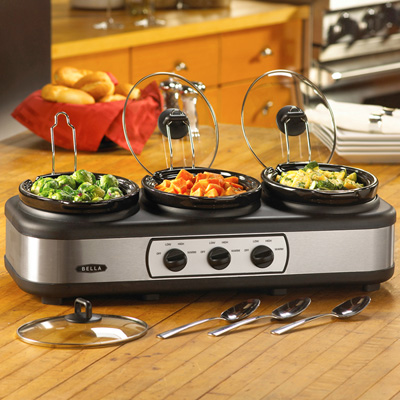 meijer hot deals on slow cookers crock pot recipes slow cooker rh mummydeals org triple slow cooker buffet station bella triple slow cooker buffet and serve