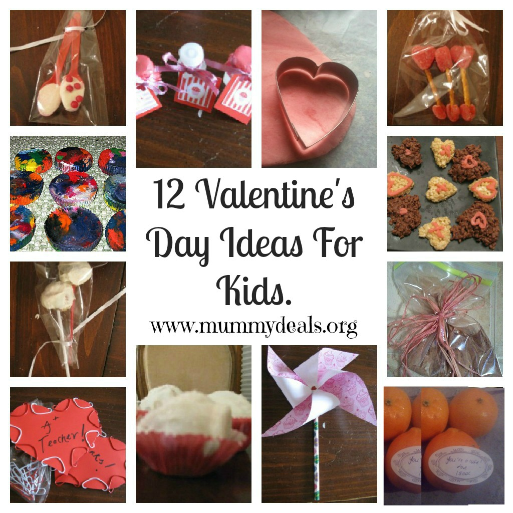 12 Valentine's Day Ideas