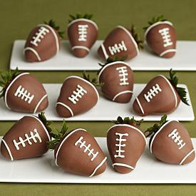 Strawberryfootballs