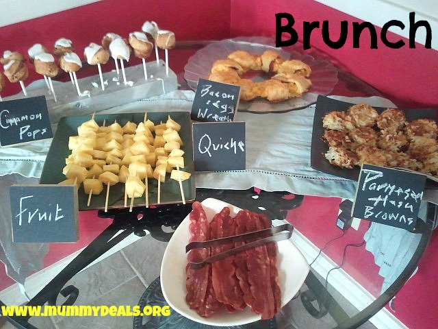 I Love Having My Girlfriends Over For A Nice Brunch And Few Weeks Ago Put Together Fun Menu Thought You May Enjoy Heres How We Did