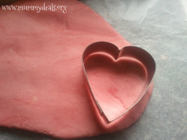 Valentine's Playdough