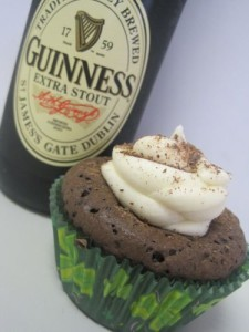 Guinness-Brownies