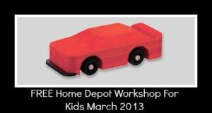 Home Depot kids