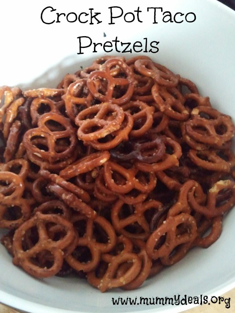 Crock Pot Taco Pretzel
