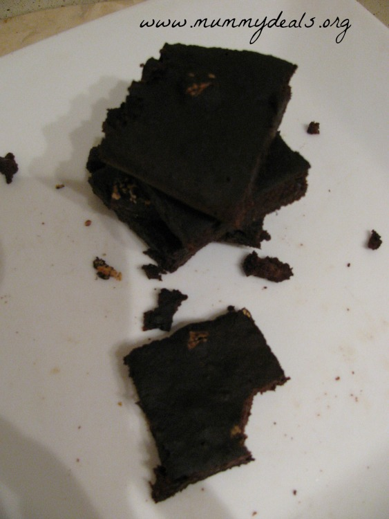 clean eating Crock pot Brownies