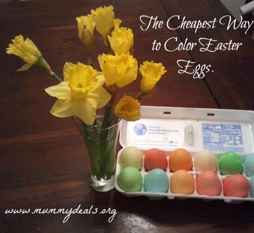 Koolaid Easter Eggs