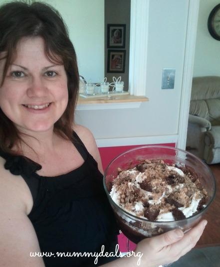 Brownie Trifle recipe