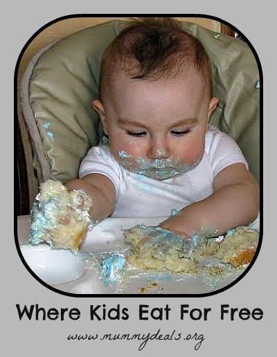 Kids eat free Isaac