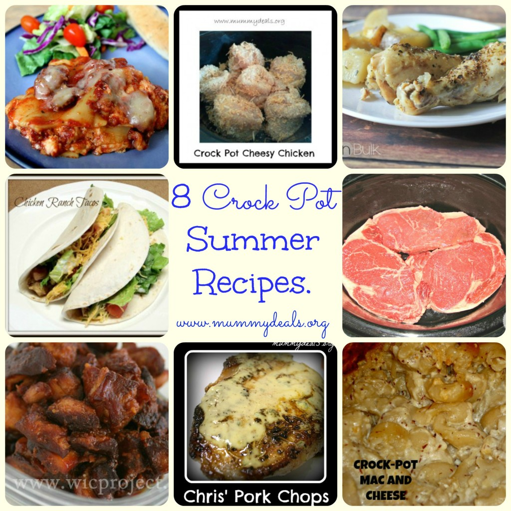 best crock pot summer recipes