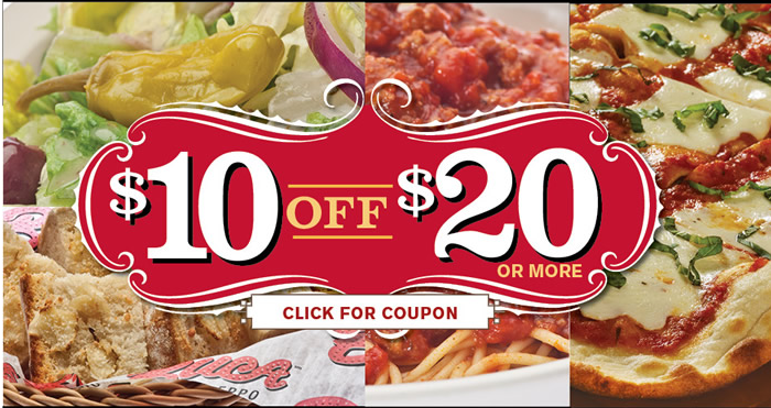 picture about Buca Di Beppo Printable Coupons identified as Buca di Beppo Printable Coupon 2013 Buca Di Beppo Coupon 2013