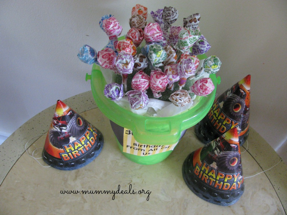 Milestone Birthday Candy bar Poem