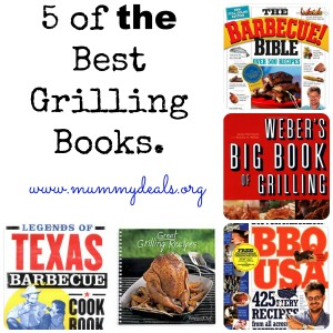 Grilling books
