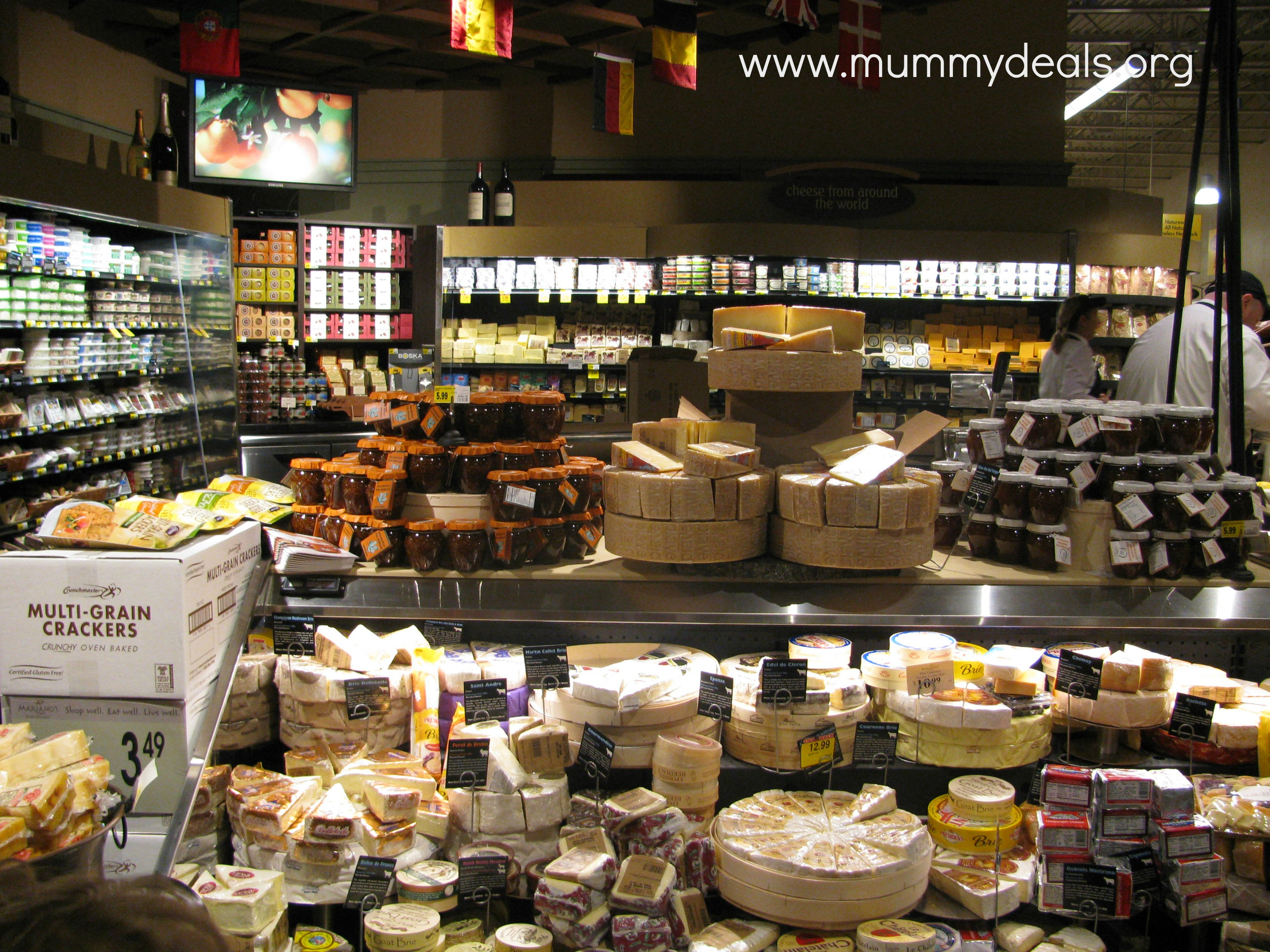 Mariano's Fresh Market - Your Neighborhood Store - Mummy Deals