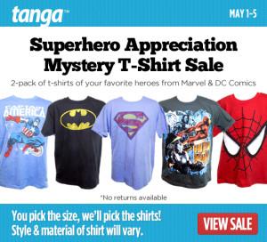 superhero shirt sale