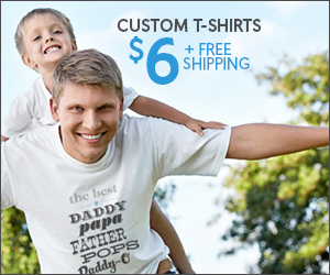 Free Father's Day Tee