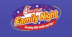 Chick-fil-A Family Night