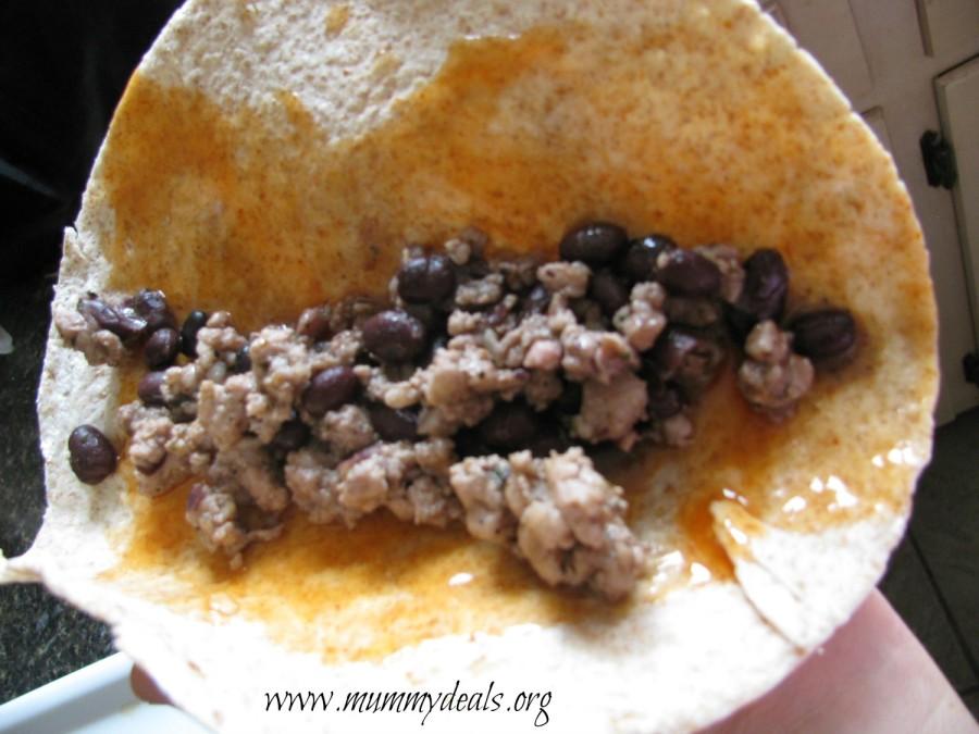 Slow Cooker Enchilada