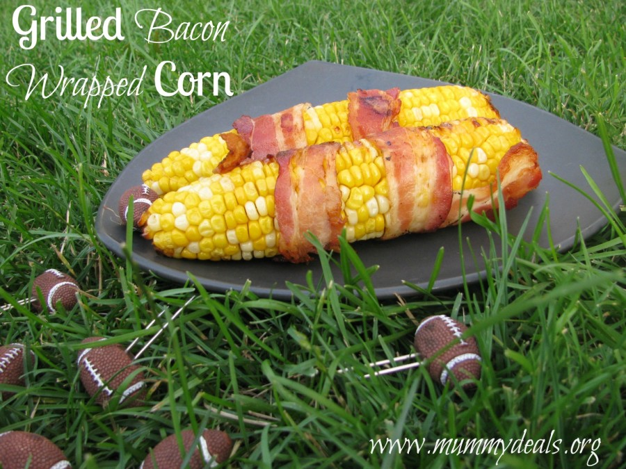 bacon and Corn