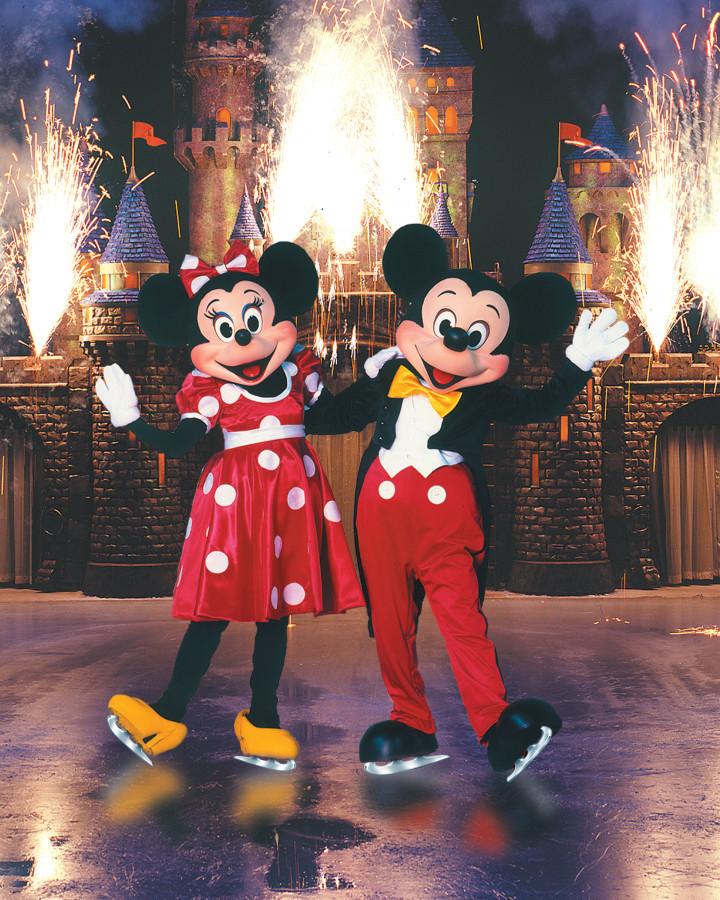 Disney on Ice Chicago 2013