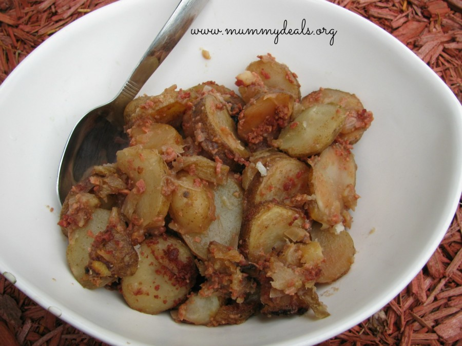 Slow Cooker Hot German Potato Salad Recipe