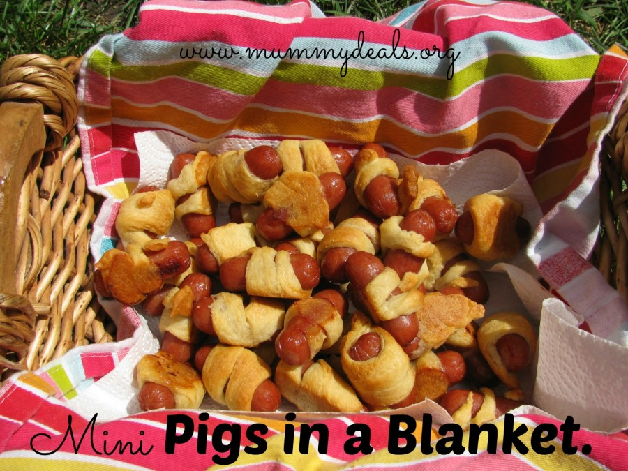 Mini Pigs in a Blanket