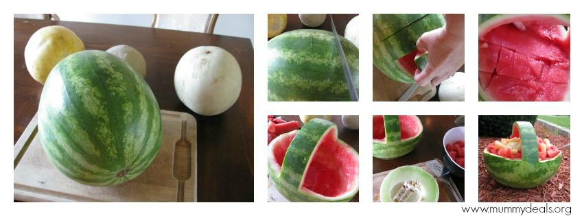 Melon Collage