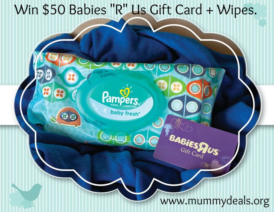 "Win Babies ""R""Us Gift Card #ad"