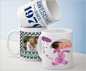 Vistaprint Mugs $6.99