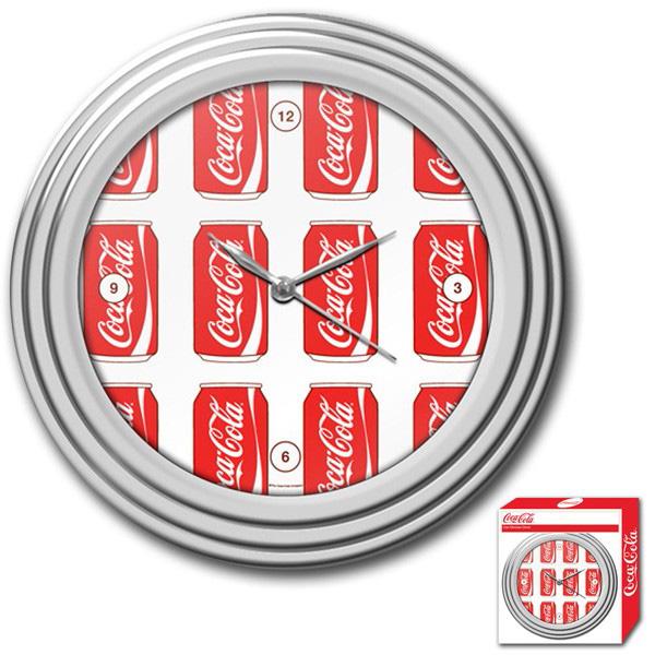 Coca-Cola Cans Clock $22.49 (Reg. $29.99)