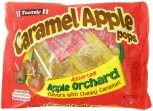 Caramel Apple Orchard Pops 15 oz $11.99