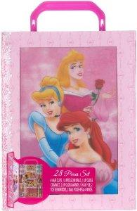 Disney 28 Pc Cosmetic Box Set