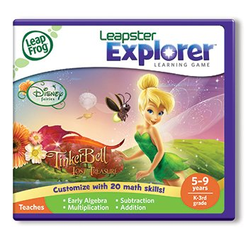 Tinker Bell And The Lost Treasure $10 (SAVE $25.62)