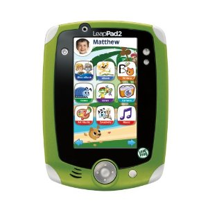 LeapFrog LeapPad2 Explorer Kids' Learning Tablet $79 (SAVE $20.99)