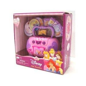 Disney Princess Mini Boombox