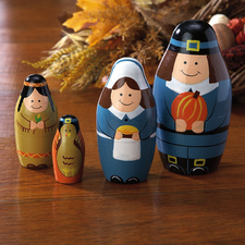 Thanksgiving Nesting Dolls $12.99 (Reg. $14.99)