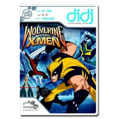 LeapFrog Didj Custom Learning Game: Wolverine $15.98 (SAVE $14.01)