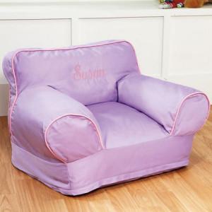 Lavender Beanbag Sofa-style Chair $69.99 (Reg. $99.99)