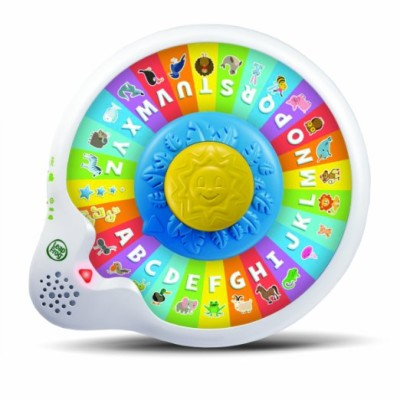LeapFrog AlphaZoo Spinner  $15.79 (SAVE $6.20)