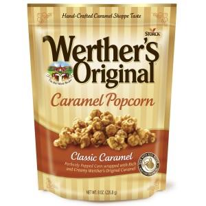 Werther's Original Popcorn, Caramel,