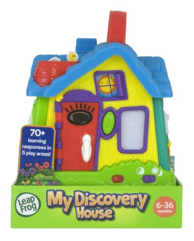LeapFrog My Discovery House $13.99 (SAVE $6)