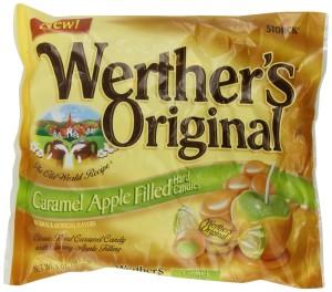 Werther's Original Caramel Apple Filled Candy $4.49